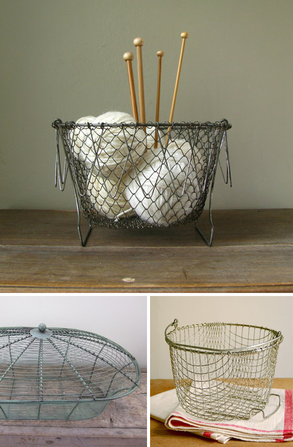 Wire baskets 2