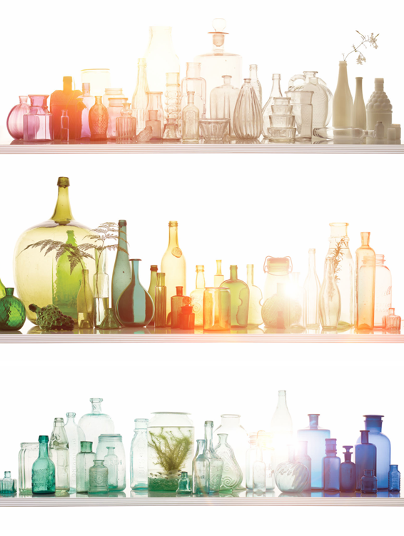 Bottles by JohnnyMiller