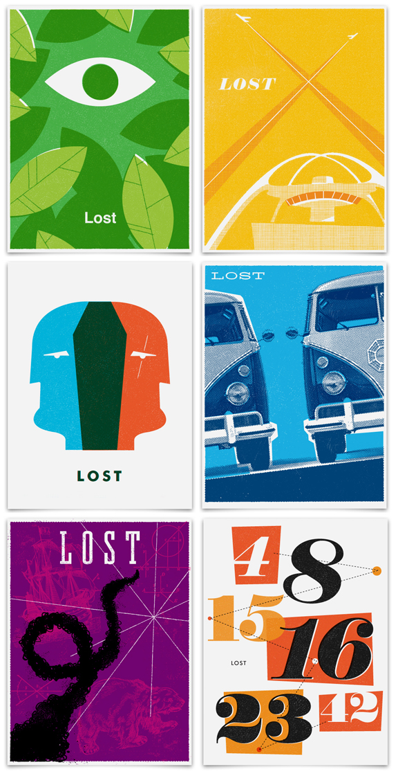 Lost-Posters