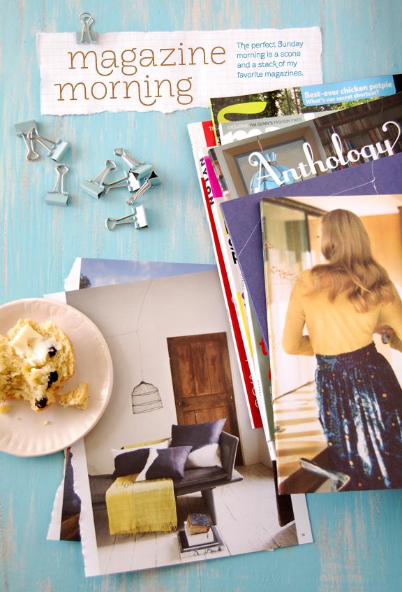 Magazinemorning